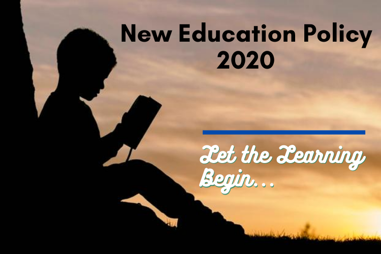 India�s New Education Policy 2020 recommends that scholars must first learn to learn.